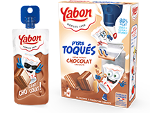 Image - P'tits Toqués chocolate dairy products